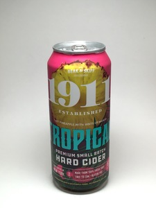 1911 - Tropical Cider (16oz Can)